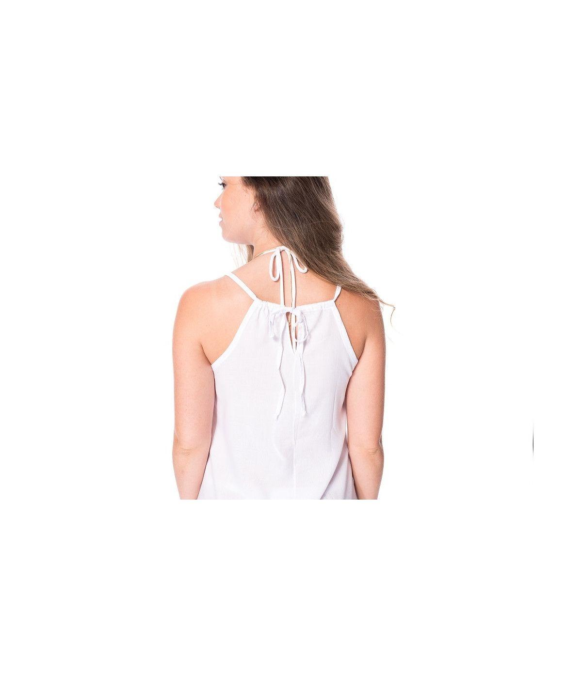Vestido Anse Lazio Branco