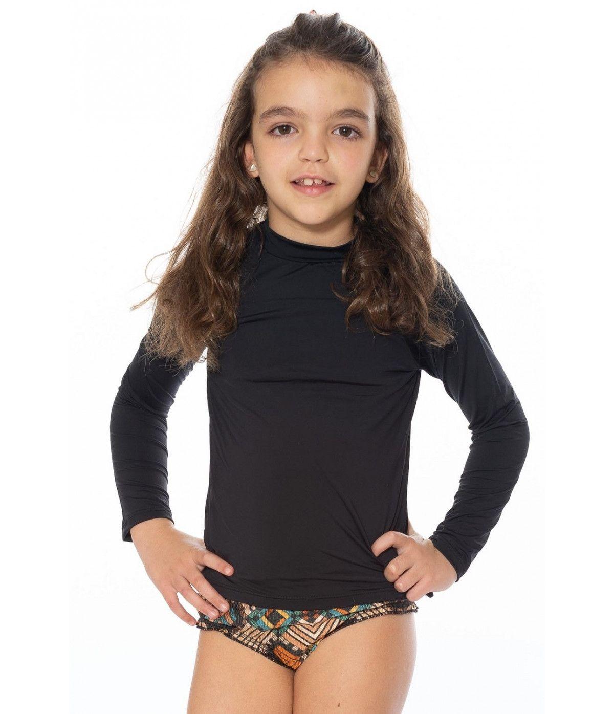Camiseta Kids Unisex UV50+