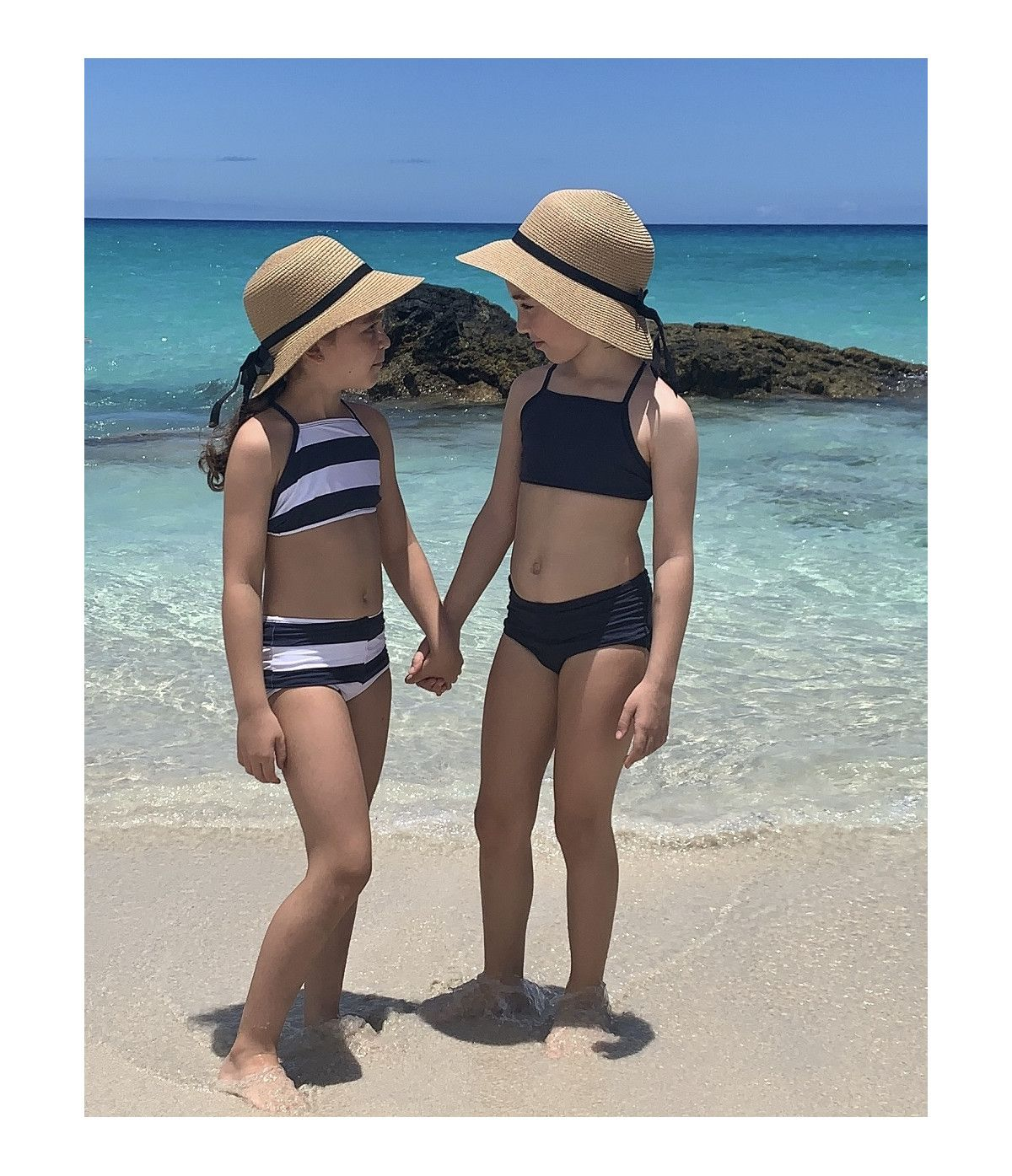 Biquíni Kids Ripple Honolua Beach