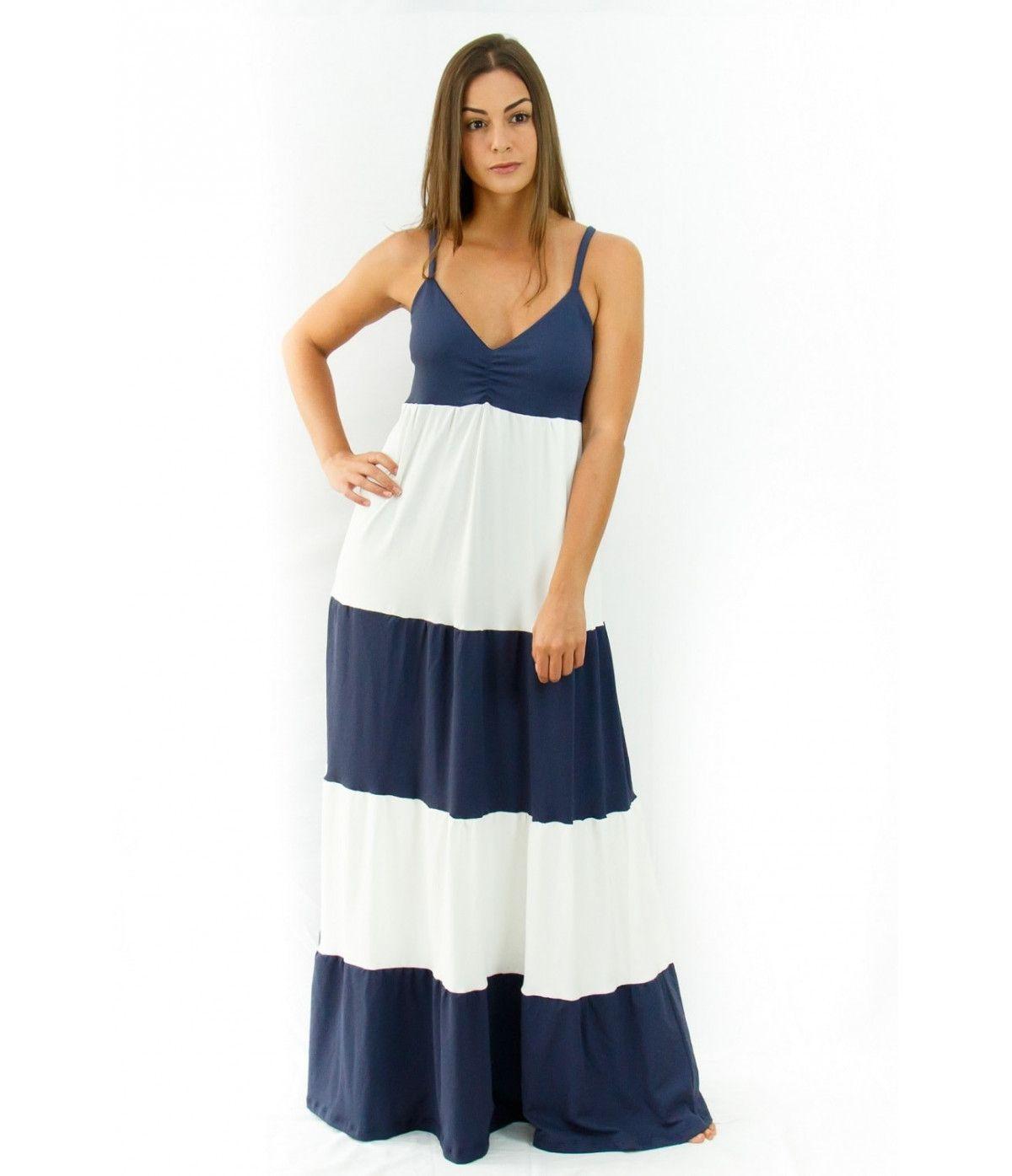Vestido longo  Ibiza