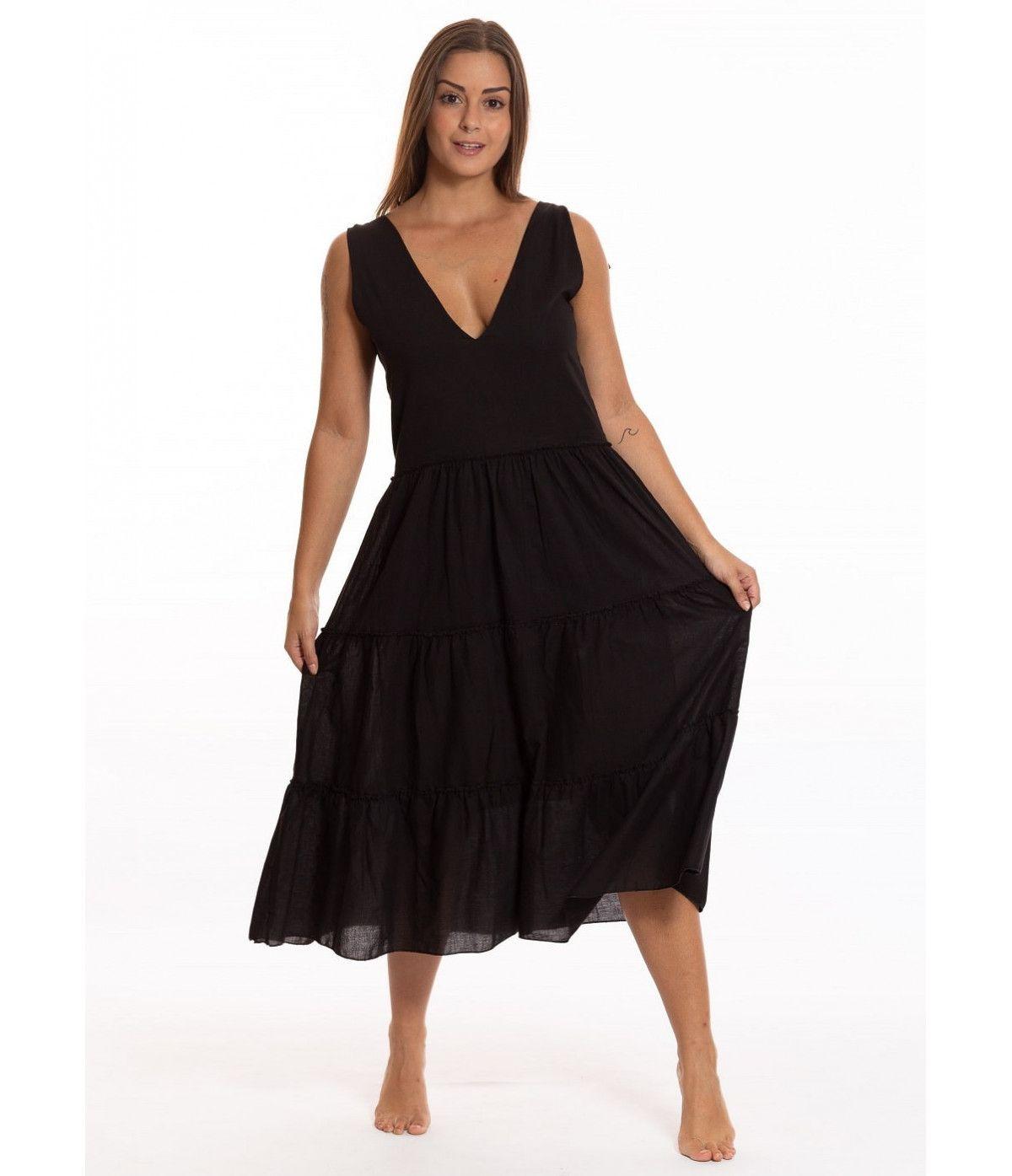 Vestido Longo Hanalei Bay